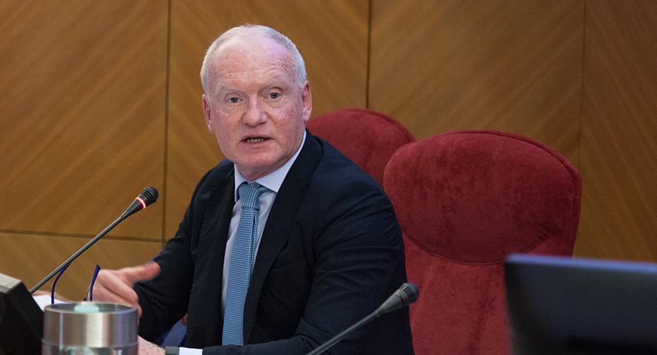 Giuseppe Mazzetti - Direttore centrale prestazioni socio-sanitarie Inail