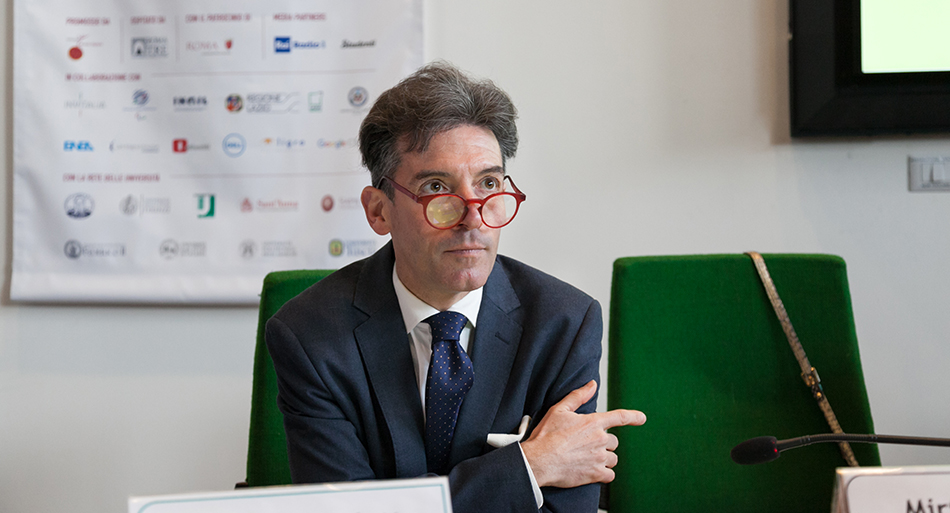Andrea Benedetto - Direttore Dipartimento di Ingegneria Università degli studi Roma Tre