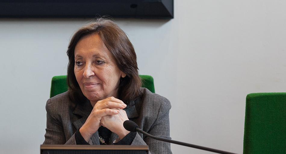 Flavia Marzano - Assessora Roma semplice