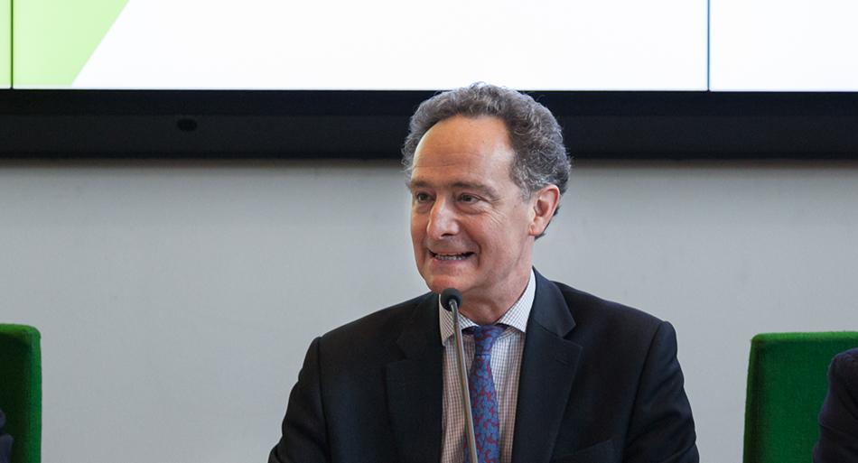Luca Pietromarchi - Rettore Università degli studi Roma Tre