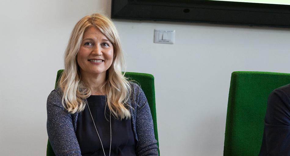 Mirta Michilli - Direttore generale Fondazione Mondo Digitale