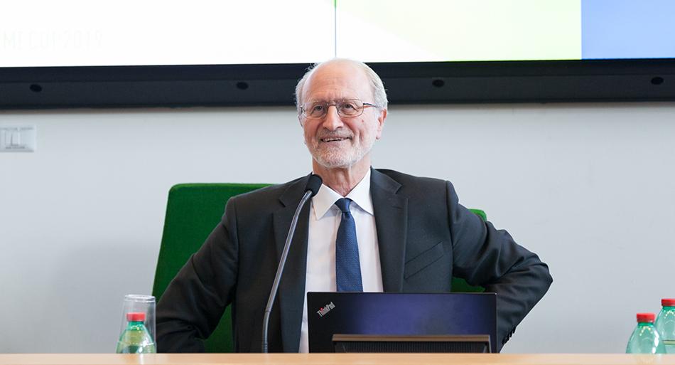 Paolo Dario - Professore di robotica biomedica Istituto di biorobotica Istituto Superiore S. Anna di Pisa