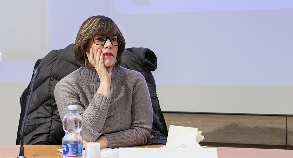 Rossana Fabrizio - Dipartimento per le pari opportunità