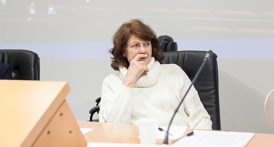 Francesca Bagni Cipriani - Consigliera Nazionale Cug