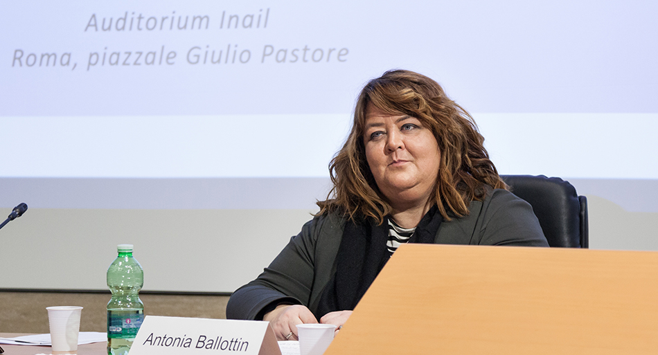 Antonia Ballottin – Psicologa Università di Verona