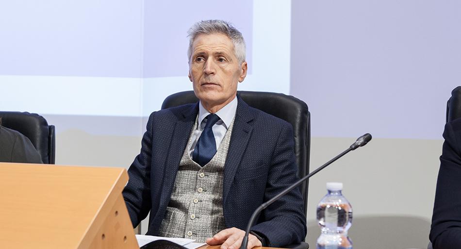 Patrizio Rossi – Sovraintendenza sanitaria centrale Inail