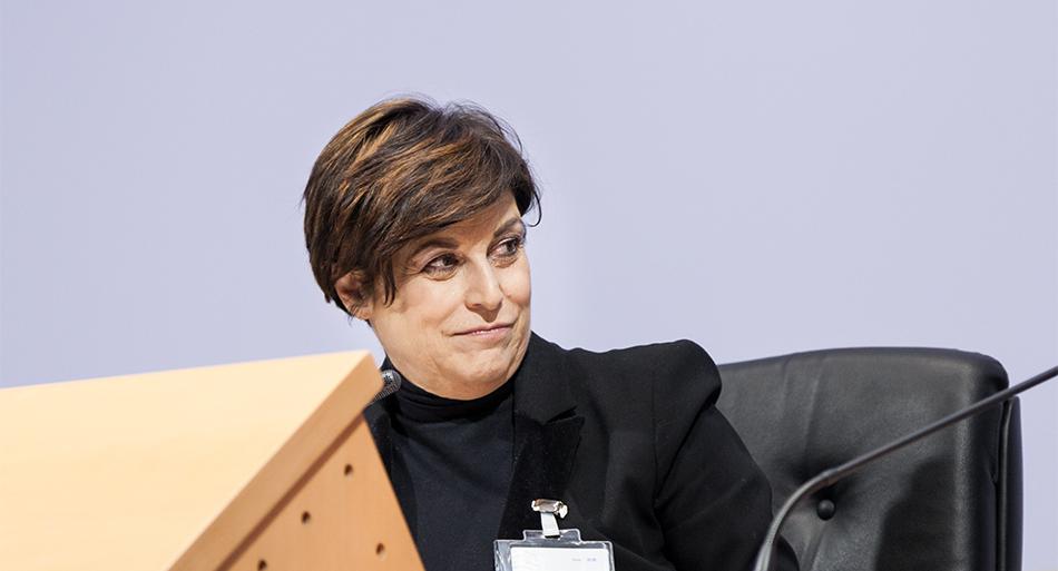 Oriana Calabresi - Presidente Cug Corte dei Conti