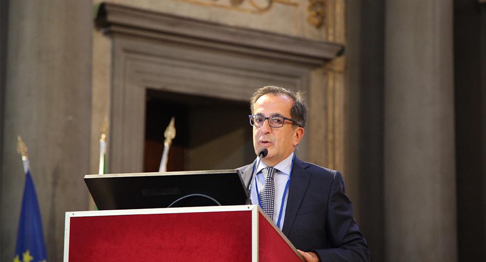 Immagine gallery Sfide e cambiamenti per la salute e la sicurezza sul lavoro nell'era digitale - Giovanni Asaro - Direttore Regionale Toscana Inail