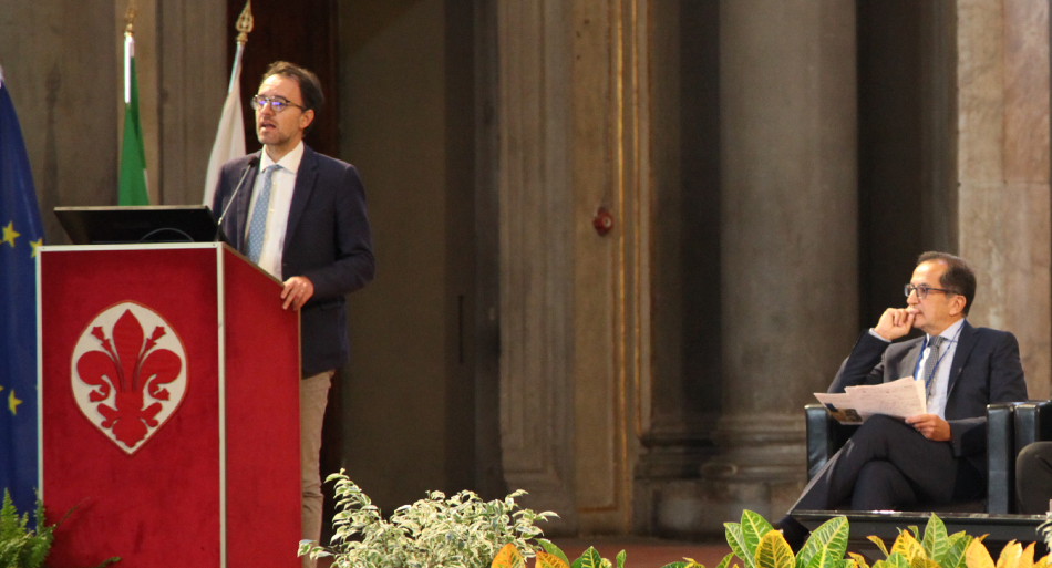 Immagine gallery Sfide e cambiamenti per la salute e la sicurezza sul lavoro nell'era digitale - Federico Gianassi - Assessore Comune Città di Firenze