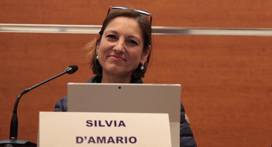 Immagine gallery Sfide e cambiamenti per la salute e la sicurezza sul lavoro nell'era digitale - Silvia D'Amario - Coordinatore generale Csa
