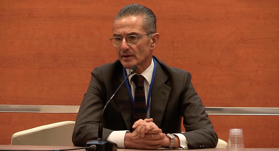 Immagine gallery Sfide e cambiamenti per la salute e la sicurezza sul lavoro nell'era digitale - Giuseppe Lucibello - Direttore Generale Inail