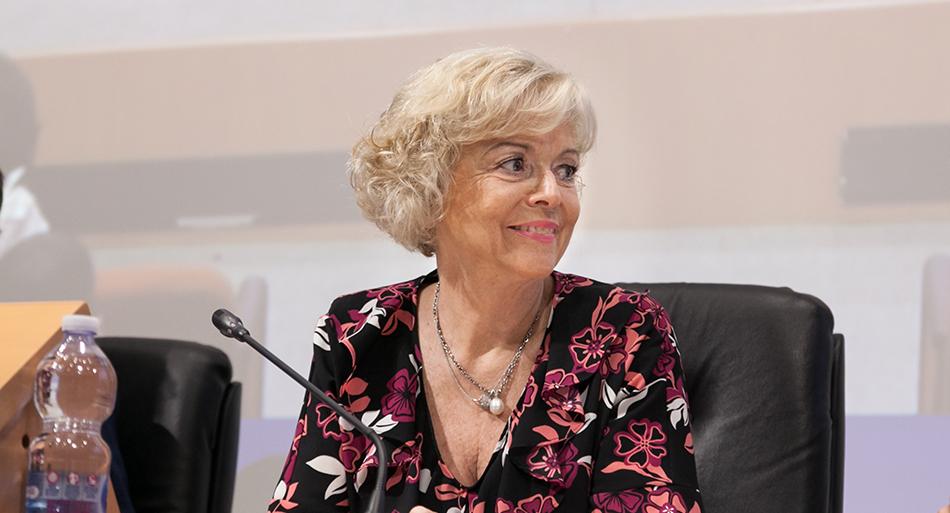 Antonella Ninci - Presidente Cug Inail