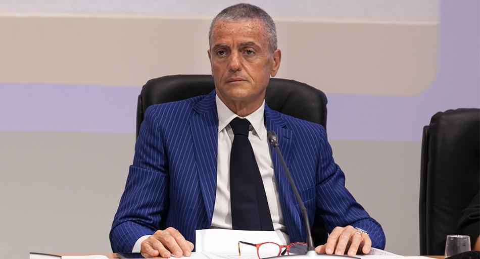 Giovanni Contenti - Vicario Direttore centrale risorse umane Inail