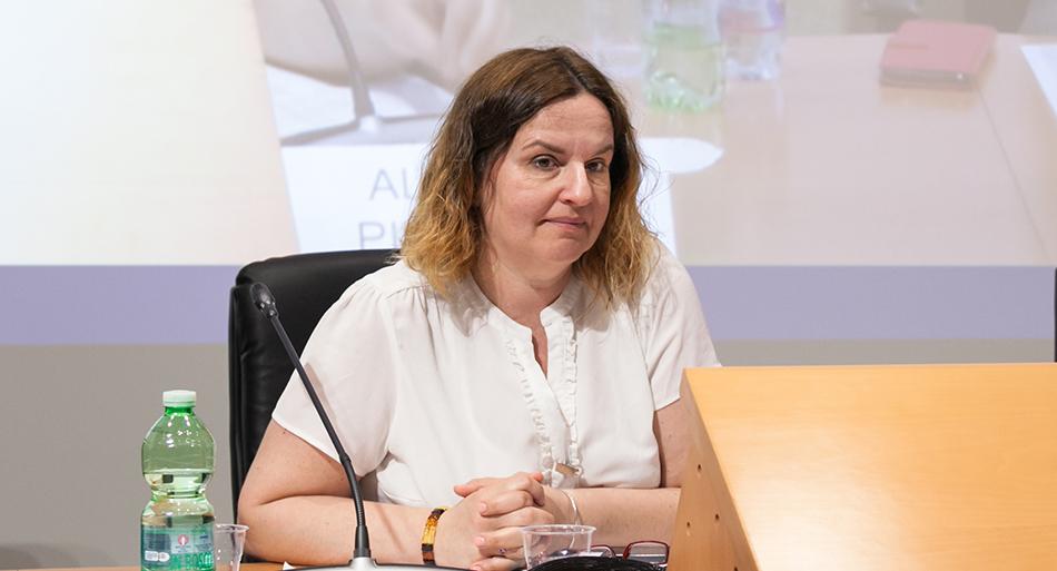 Cinzia Leone - Ricercatrice Università di Genova