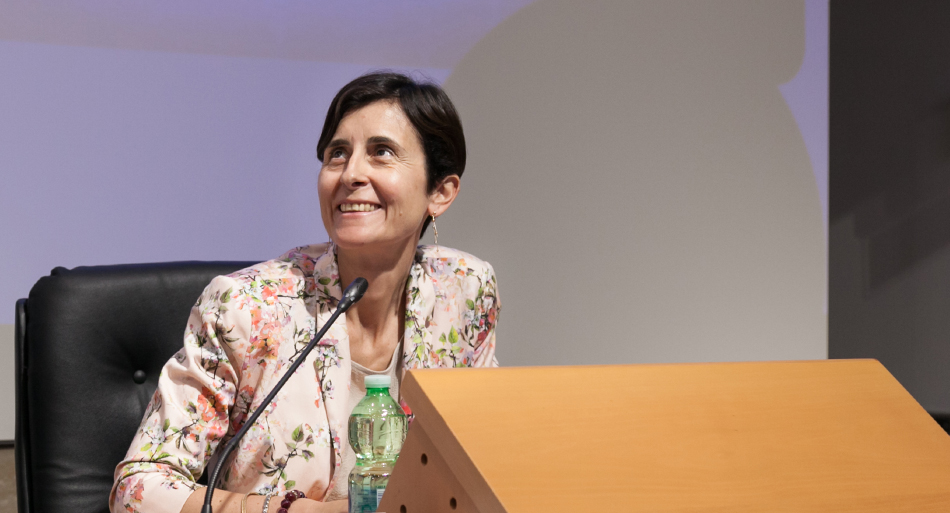 Cristina Bellingeri - Disability manager Comune di Genova
