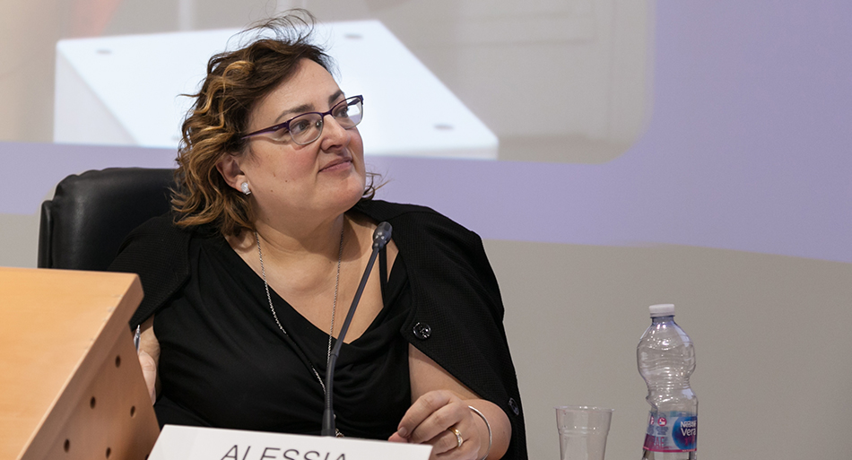 Alessia Pinzello - Moderatrice - Disability manager Inail