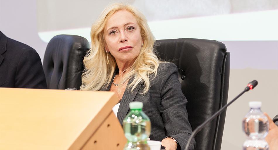 Ester Rotoli – Direttore centrale prevenzione Inail