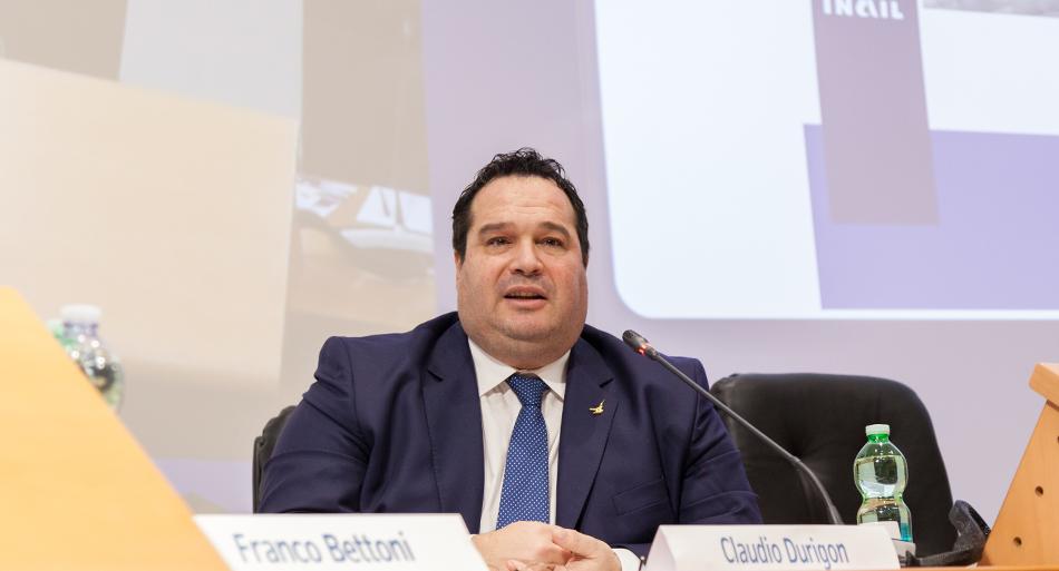 Claudio Durigon Membro - XI Commissione (lavoro pubblico e privato) – Camera dei Deputati