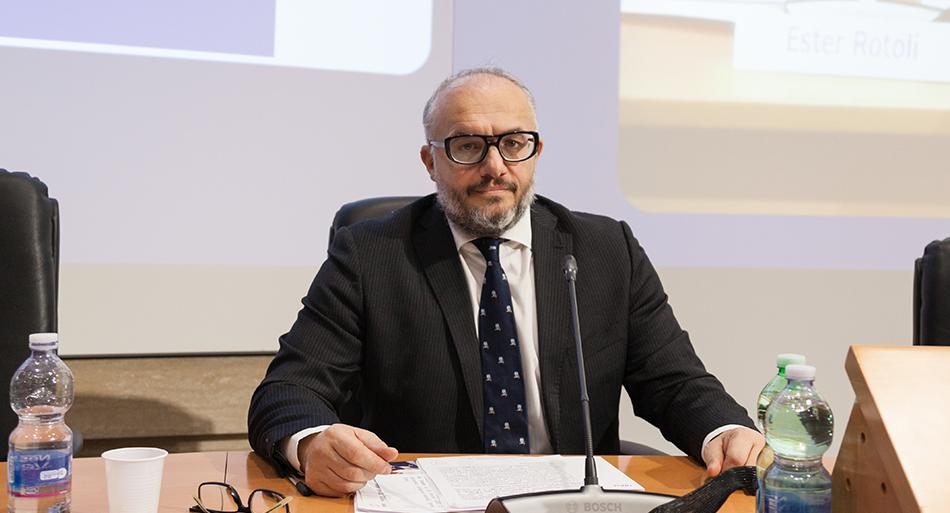 Berlino Tazza - Presidente Sistema Impresa