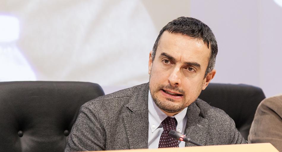 """Romolo De Camillis - Direttore generale Direzione """"Rapporti di lavoro e delle relazioni industriali Ministero del lavoro e delle politiche sociali"""