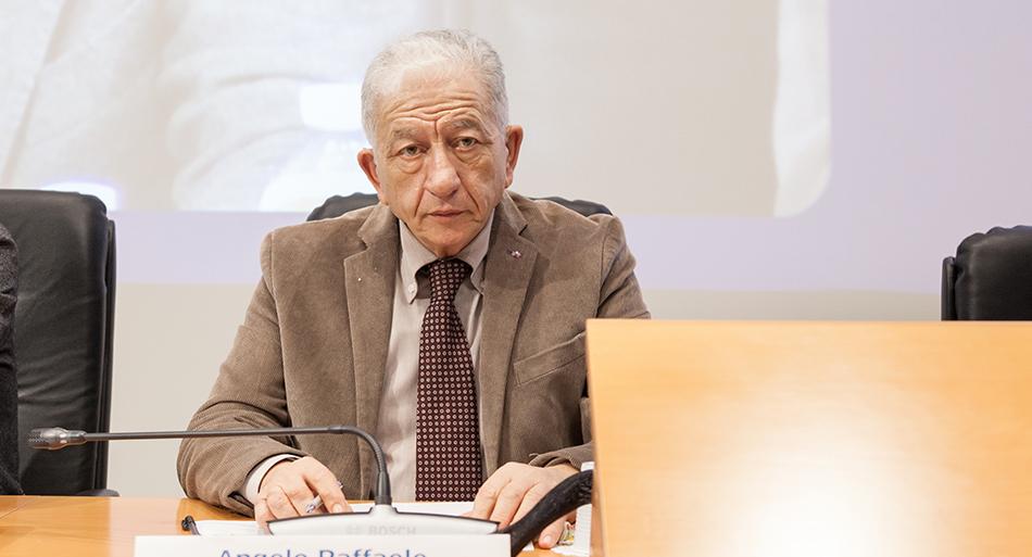 Angelo Raffaele Margiotta - Segretario generale Confsal