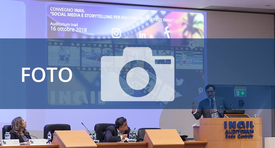 Immagine gallery seminario social media 2018