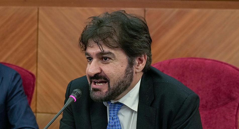 Mario Recupero - Responsabile comunicazione esterna Inail