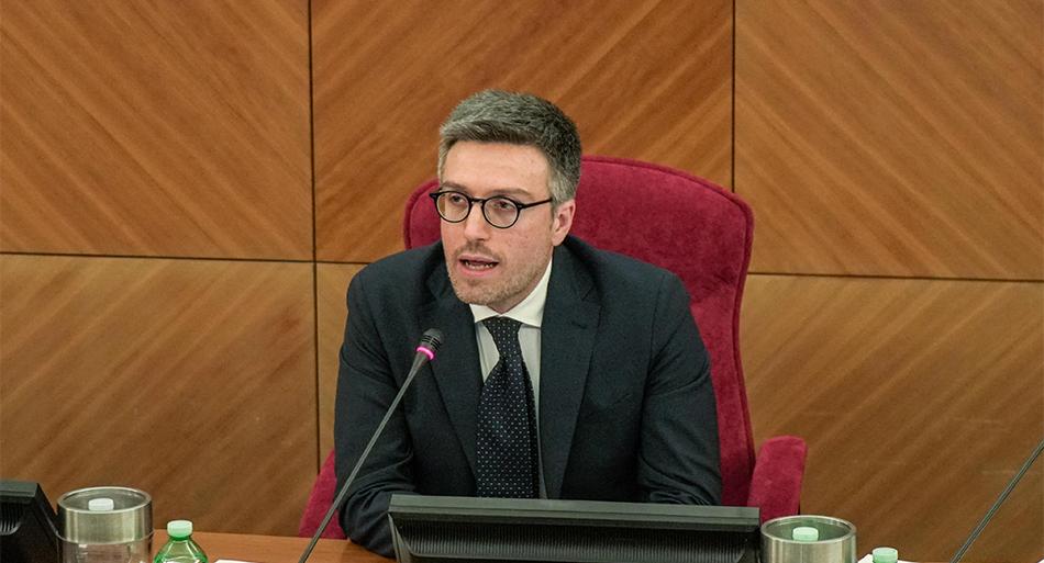 Carmelo Antonino Rucci - Vice capo ufficio stampa Mise