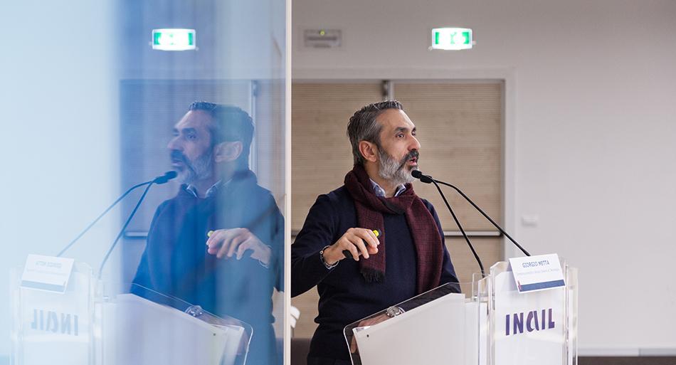Giorgio Metta - Direttore scientifico Istituto Italiano di Tecnologia