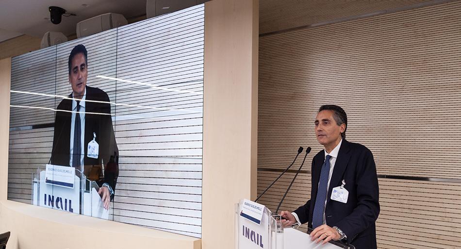 Eugenio Guglielmelli - Prorettore alla ricerca Università Campus Bio-Medico