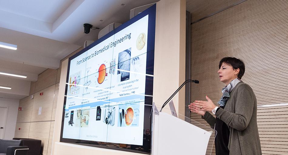 Maria Chiara Carrozza, Scuola Superiore Sant'Anna - Direttore Scientifico della Fondazione Don Gnocchi