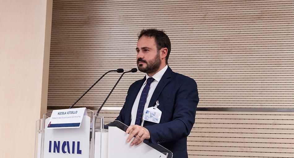 Nicola Vitiello - Professore presso Scuola Superiore Sant'Anna