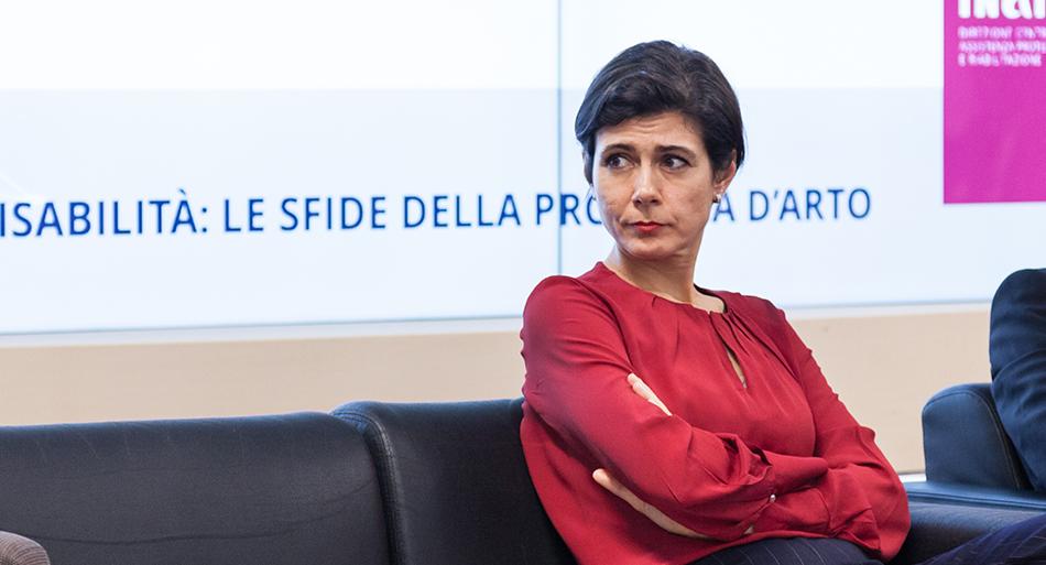 Elena Menichini - Confindustria Dispositivi Medici