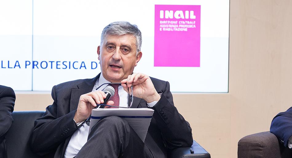 Giovanni Luciano - Presidente CIV Inail