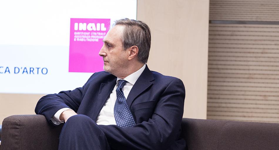 Giovanni Leonardi - Direttore Generale della ricerca e dell'innovazione Ministero della Salute