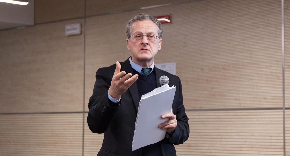 Rinaldo Sacchetti - Direttore tecnico Area ausili, Centro Protesi Inail
