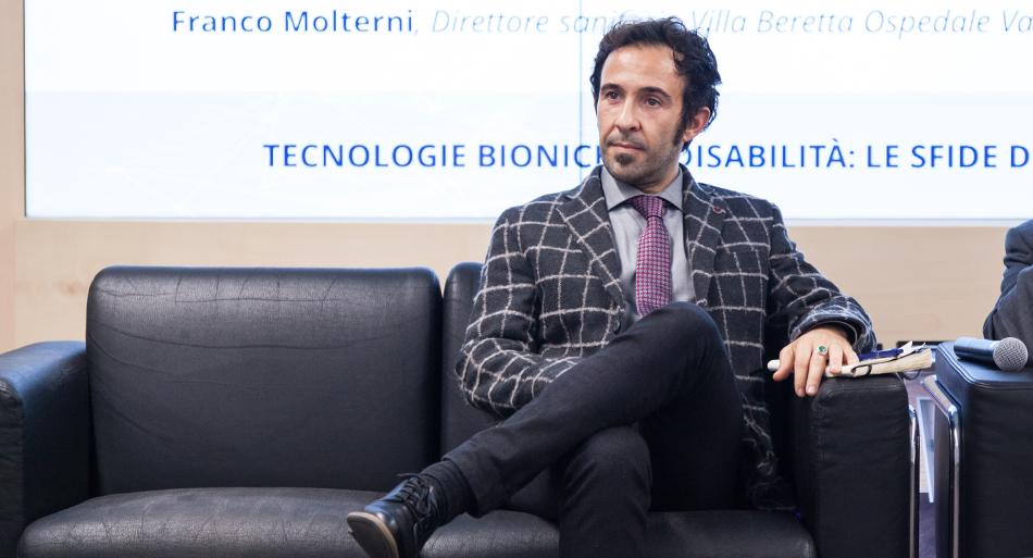 Matteo Laffranchi - Coordinatore Ricerca e Sviluppo, Rehab Technologies Lab, Istituto