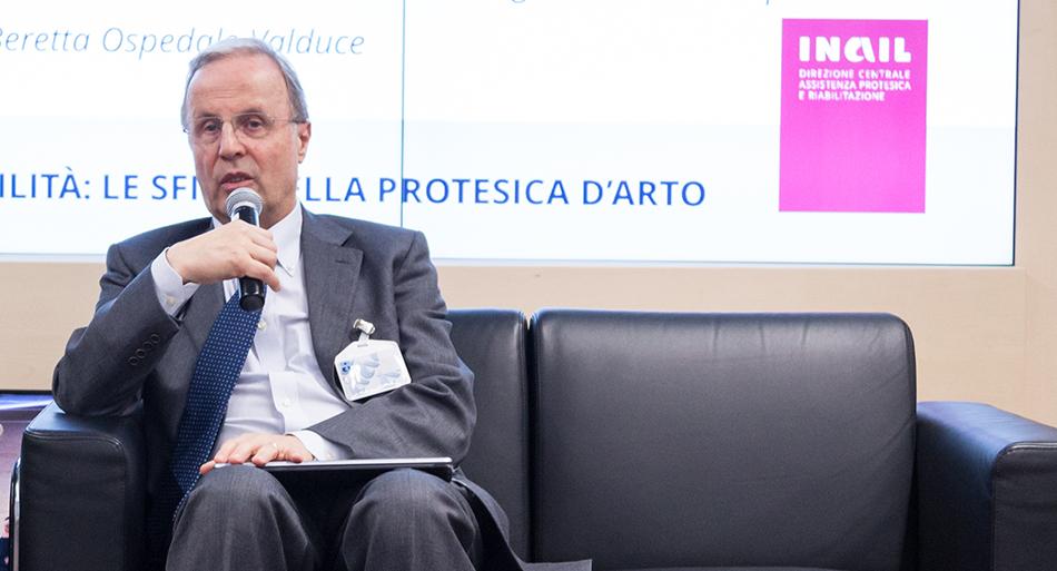 Franco Molteni - Direttore sanitario Villa Beretta Ospedale Valduce