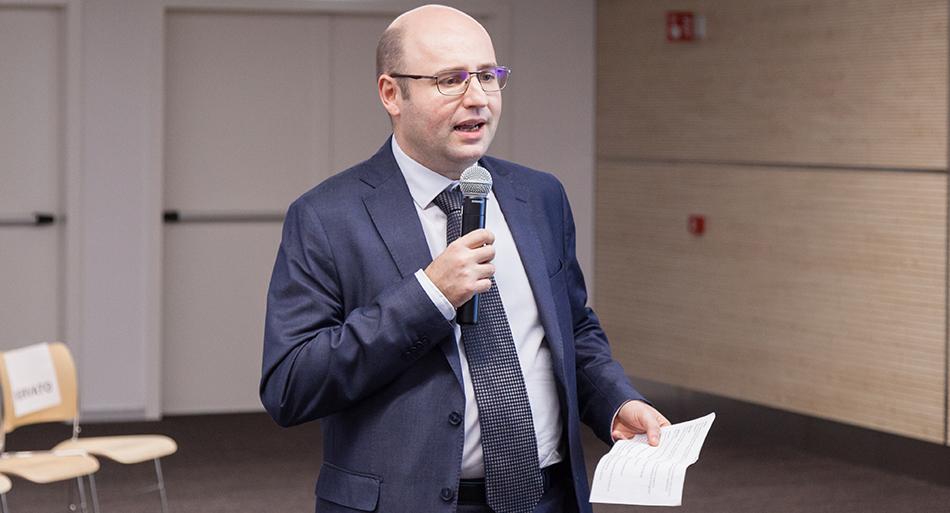 Emanuele Gruppioni - Direttore tecnico Area ricerca, Centro Protesi Inail