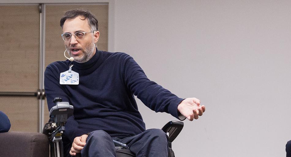 Giovanni Di Pino - Responsabile Unità di Neurofisiologia e Neuroingegneria dell'interazione uomo-macchina, Università Campus Bio-Medico