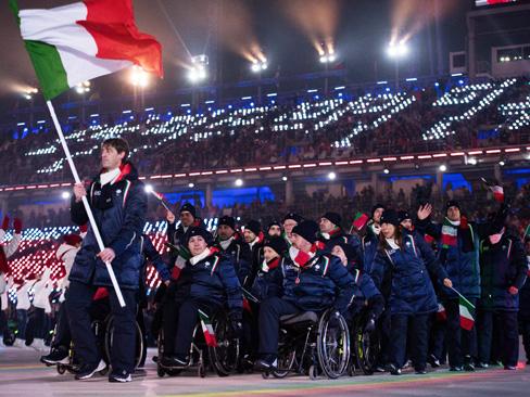 PyeongChang 2018: l'Italia conquista cinque medaglie