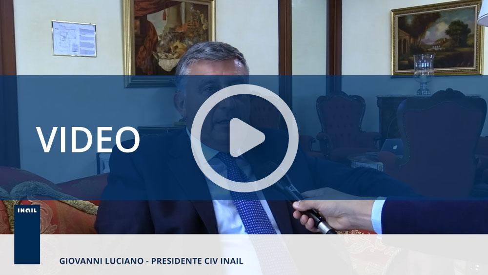 Giornate seminariali Civ, intervista a Giovanni Luciano