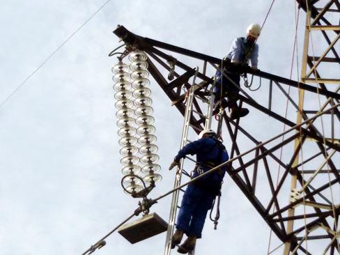 Immagine lavori elettrici in alta tensione