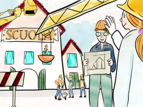 Iniziative immobiliari di elevata utilità sociale, pubblicati i bandi per la costruzione di una scuola, un ostello e un asilo