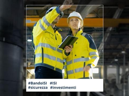 Con il bando Isi 2018 dall'Inail 182 milioni di euro per investimenti in sicurezza e modelli organizzativi