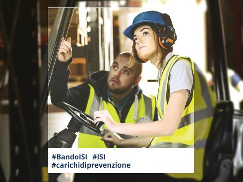 Dall'Inail 45 milioni di euro per ridurre i rischi legati alla movimentazione manuale dei carichi