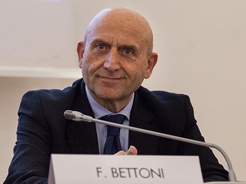 Franco Bettoni Presidente Inail