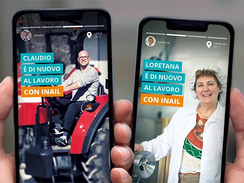 Al via la nuova campagna di comunicazione sul reinserimento professionale dei disabili da lavoro