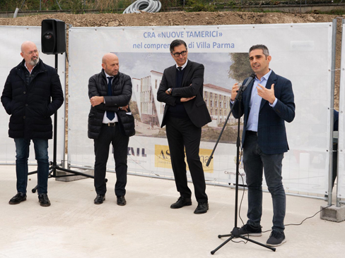 Iniziative immobiliari Inail di elevata utilità sociale, a Parma posata la prima pietra di una nuova residenza per anziani