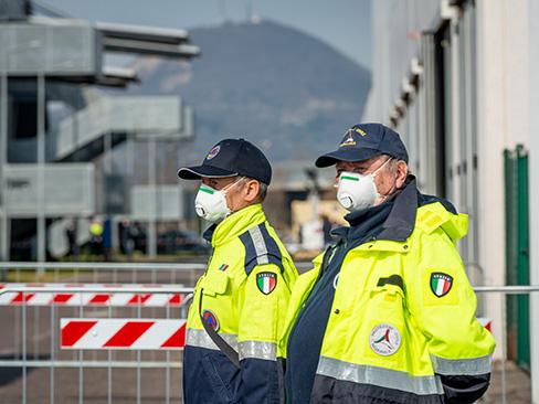 Coronavirus, pubblicata la circolare Inail sulle misure urgenti adottate per fronteggiare l'emergenza